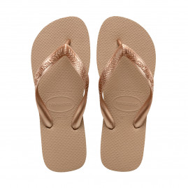 Chinelo Feminino Havaianas Top Atacado - 33 ao 40 - Atacado - Rose Gold