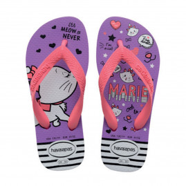 Chinelo Havaianas Kids Top Marie - 29 ao 36 - Atacado - Purpura
