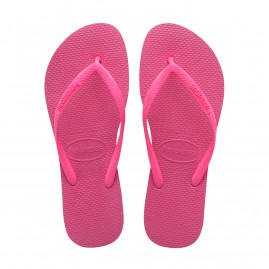 Chinelo Havaianas Kids Slim - 23 ao 32 - Atacado - Rosa Flux