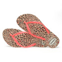 Chinelo Feminino Havaianas Slim Animals - Atacado