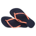 Chinelo Feminino Havaianas slim Logo Pop Up - Atacado