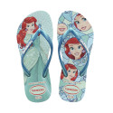Chinelo Havaianas Kids Slim Princess Infantil - 23 ao 32 - Atacado